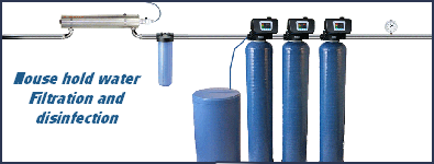 House hold water
